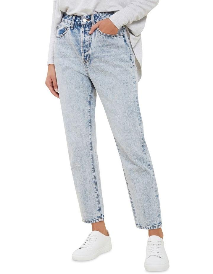 Core Slim Leg Rigid Jean image 1