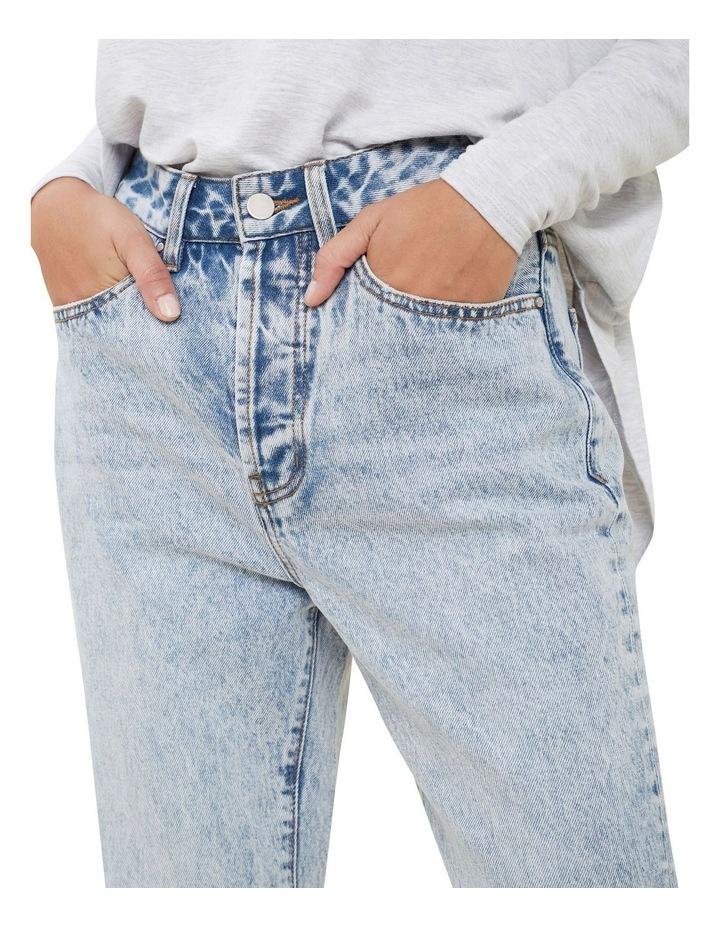Core Slim Leg Rigid Jean image 4