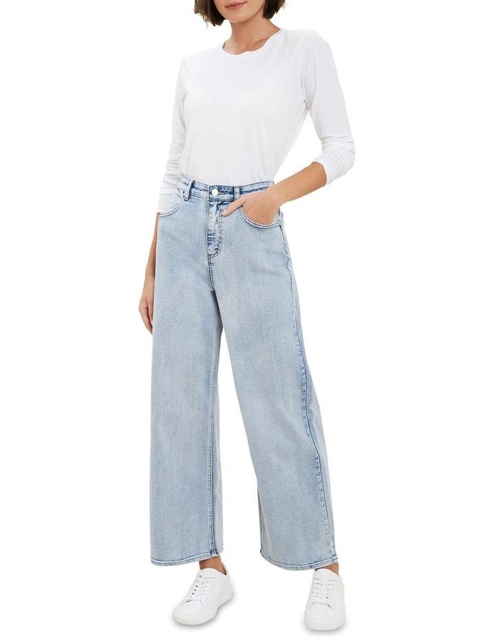 Core Wide Leg Jean image 2