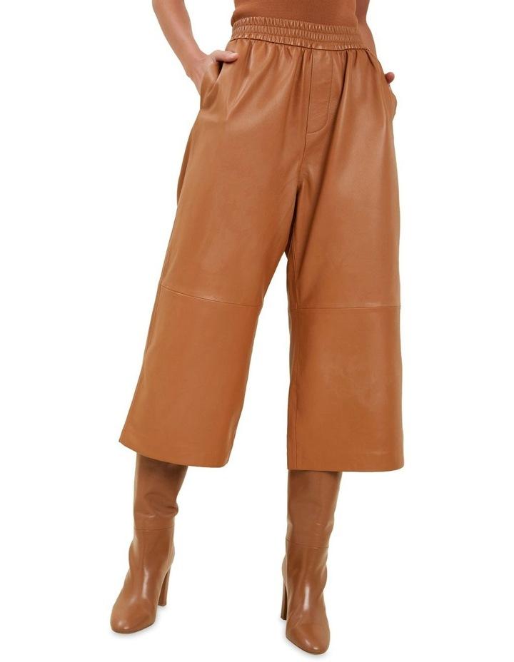 Leather Culotte image 1