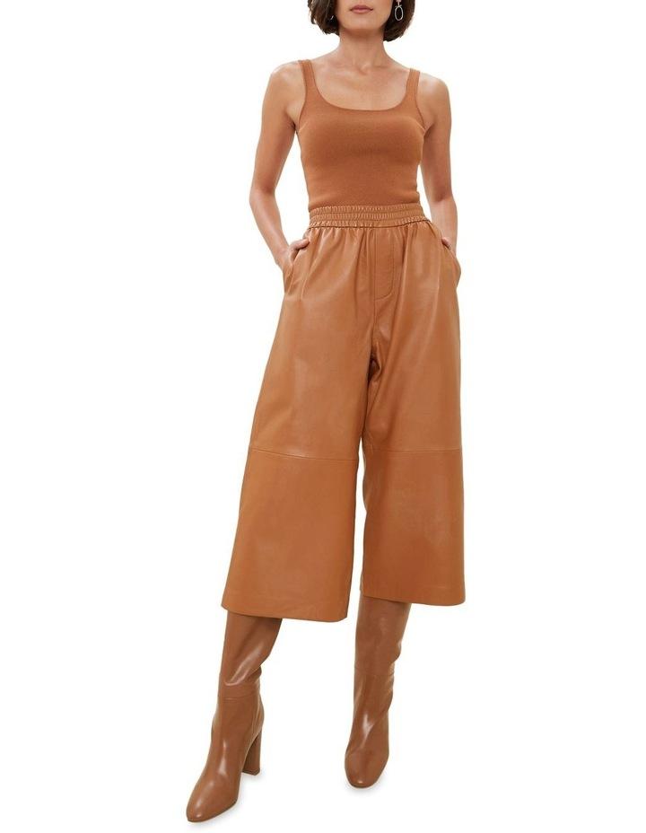 Leather Culotte image 2
