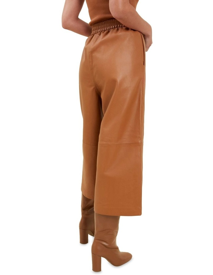 Leather Culotte image 3