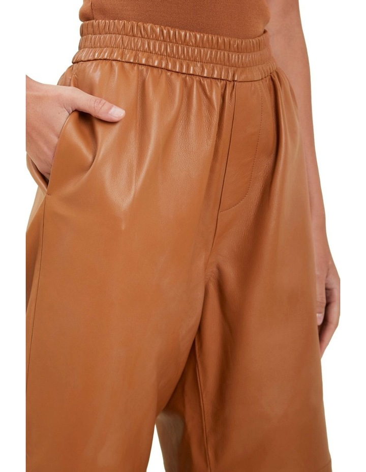Leather Culotte image 4