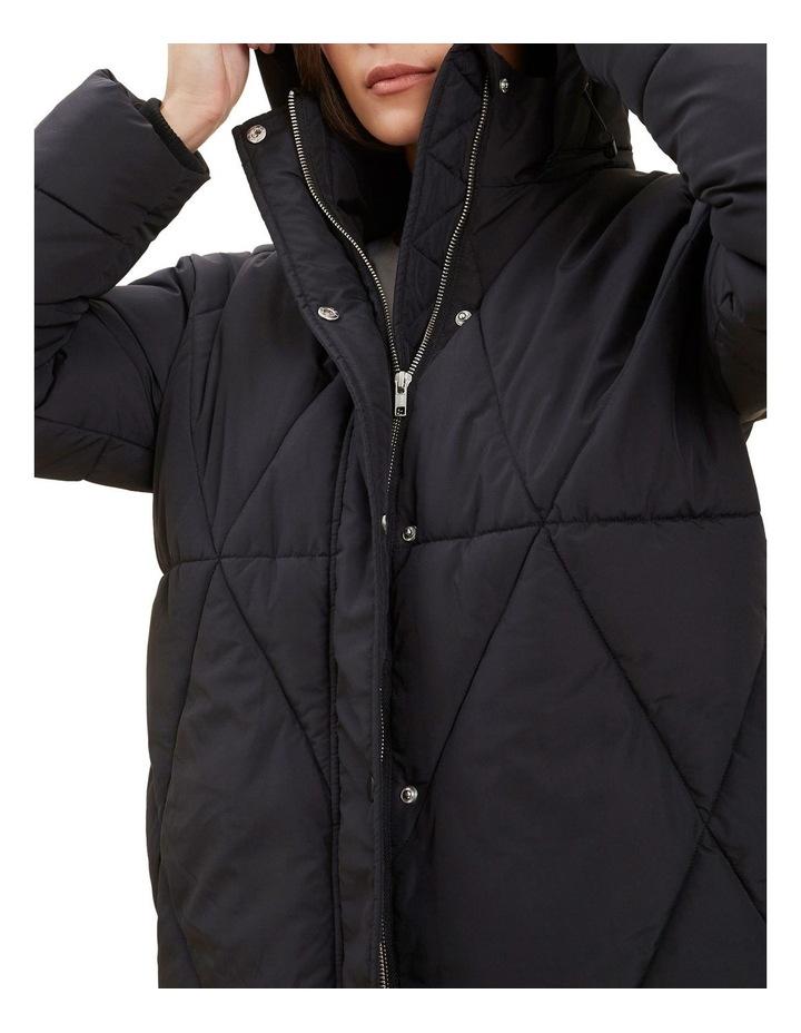 Diamond Puffer Jacket image 4