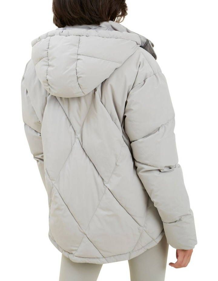 Diamond Puffer Jacket image 3