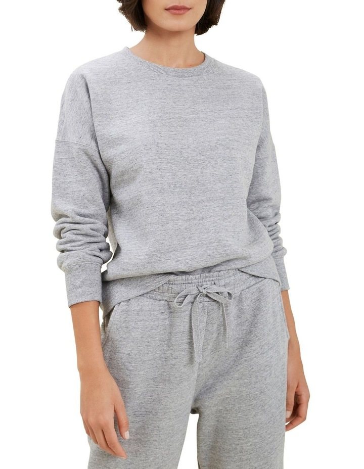 Basic Terry Sweater image 1