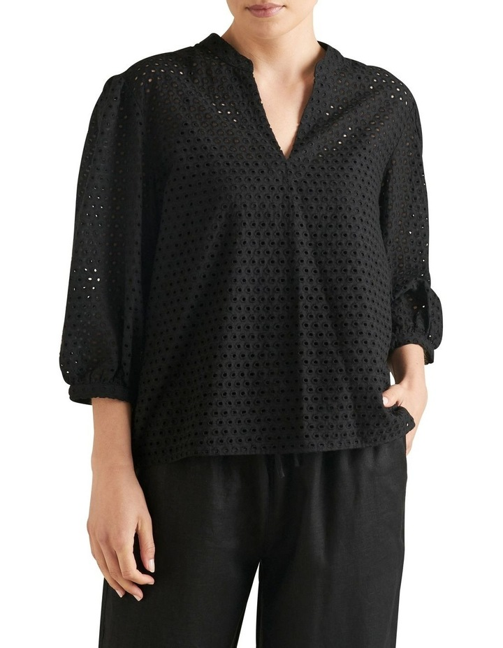 Broderie Blouse image 1