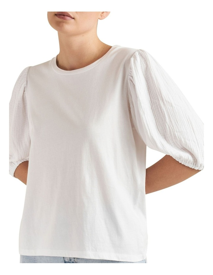 Blouson Sleeve Top image 1