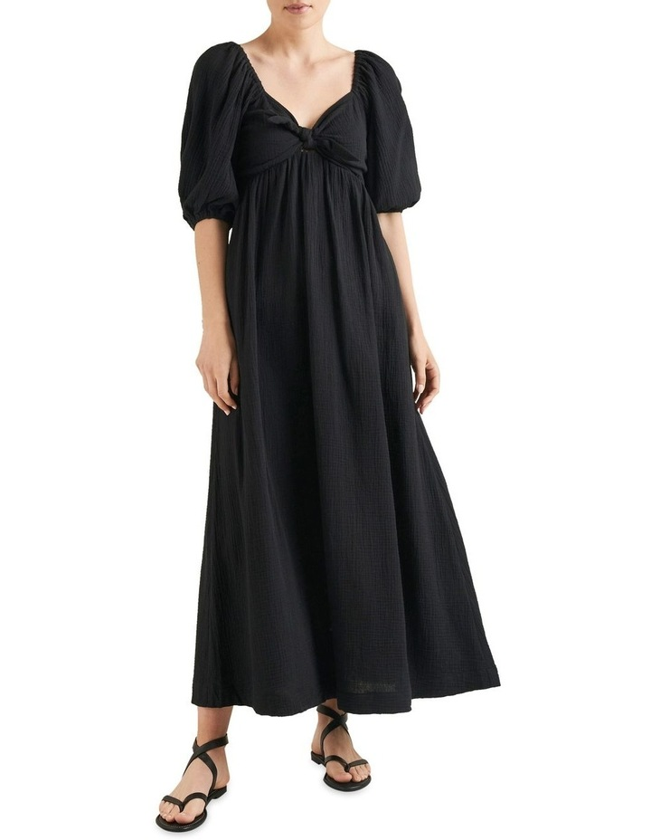 Cheesecloth Maxi Dress image 1