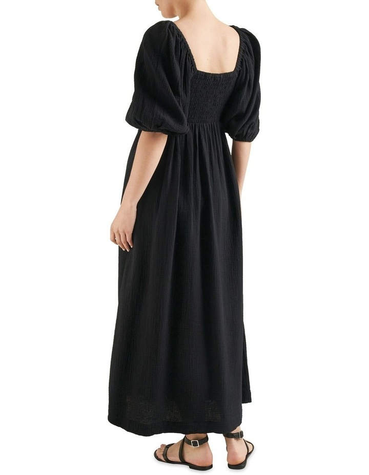 Cheesecloth Maxi Dress image 3