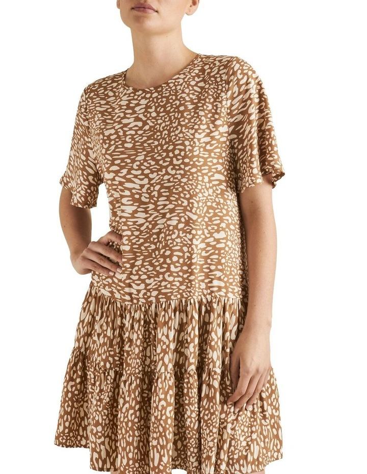 Drop Waist Animal Dress image 1
