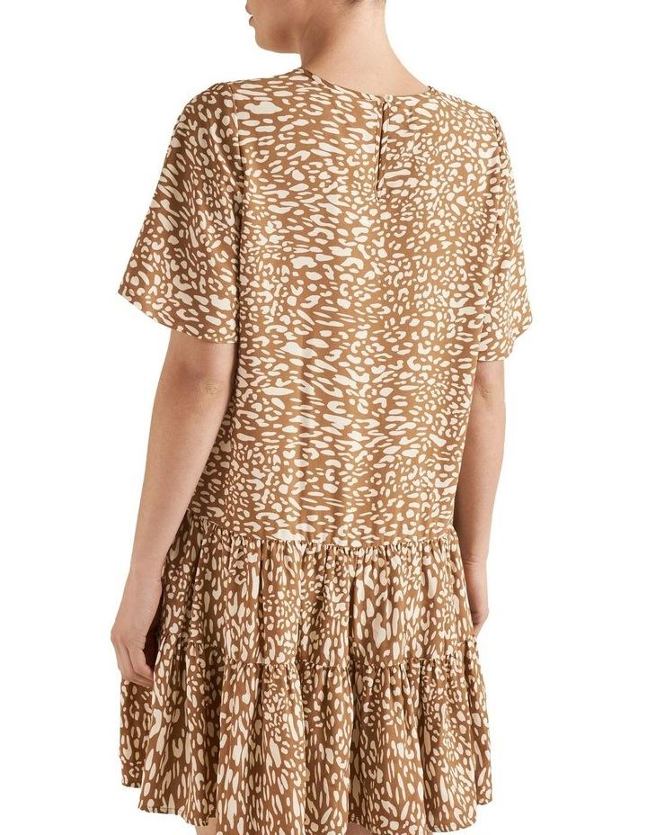Drop Waist Animal Dress image 3