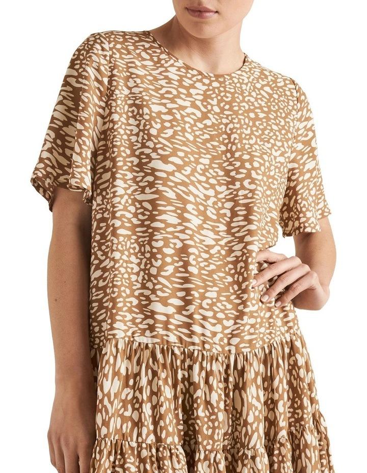 Drop Waist Animal Dress image 4
