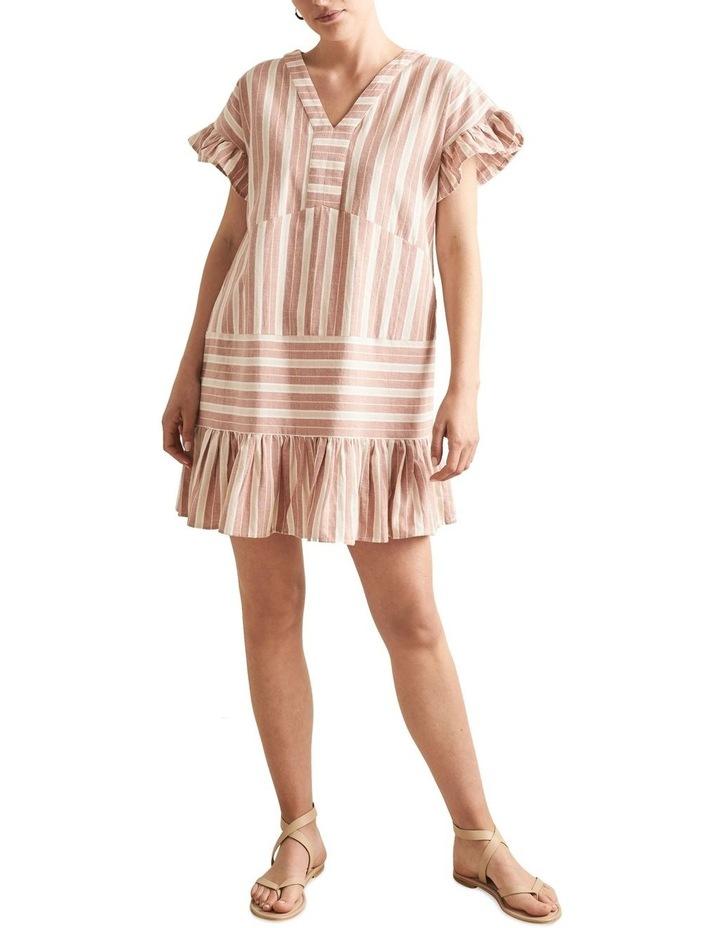 Stripe Panel Dress image 2