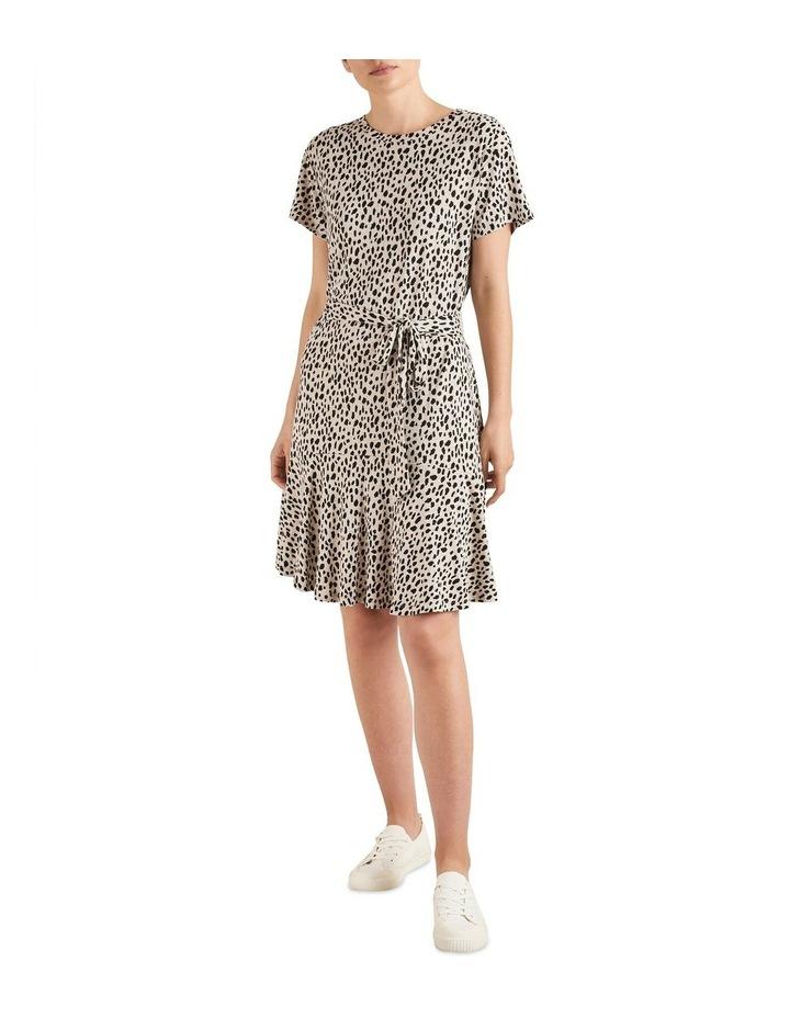 Ocelot Jersey Dress image 2