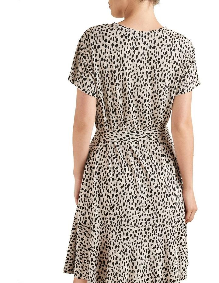 Ocelot Jersey Dress image 3