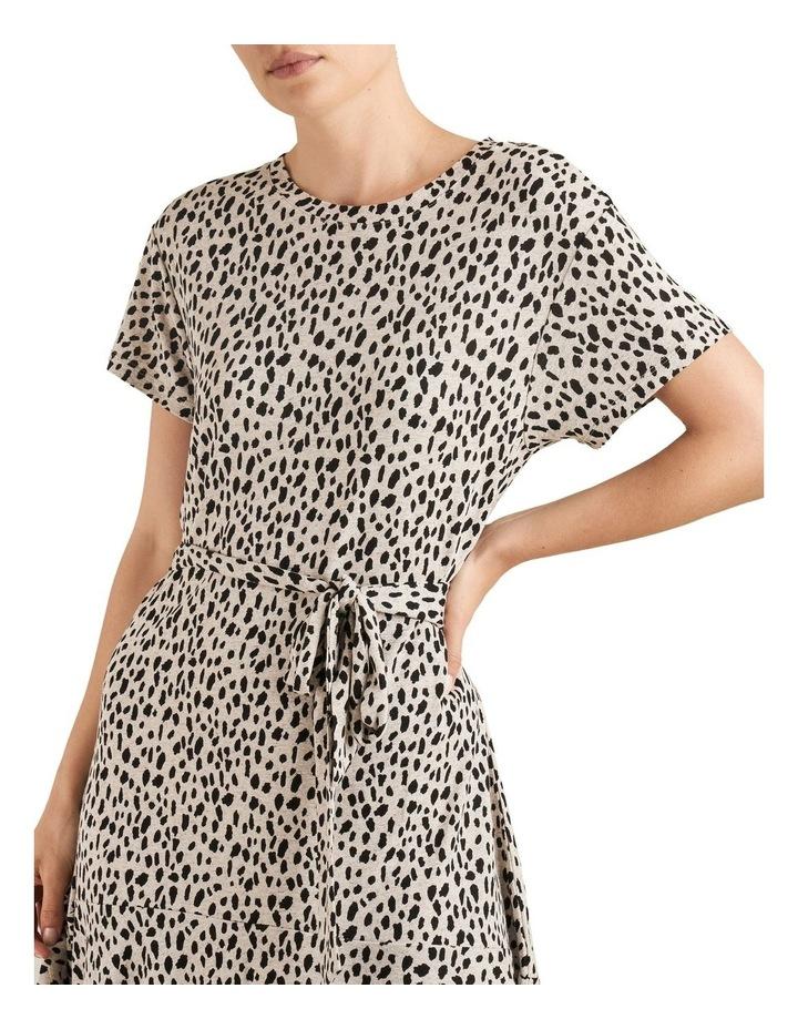 Ocelot Jersey Dress image 4
