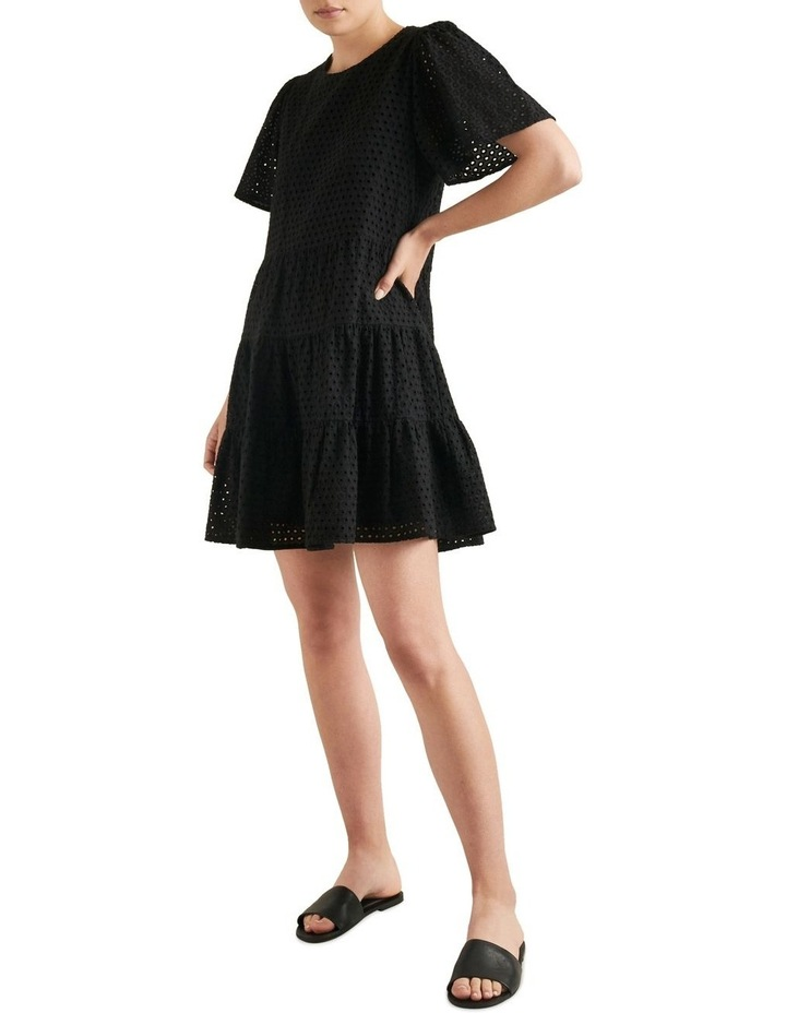 Broderie Swing Dress image 2