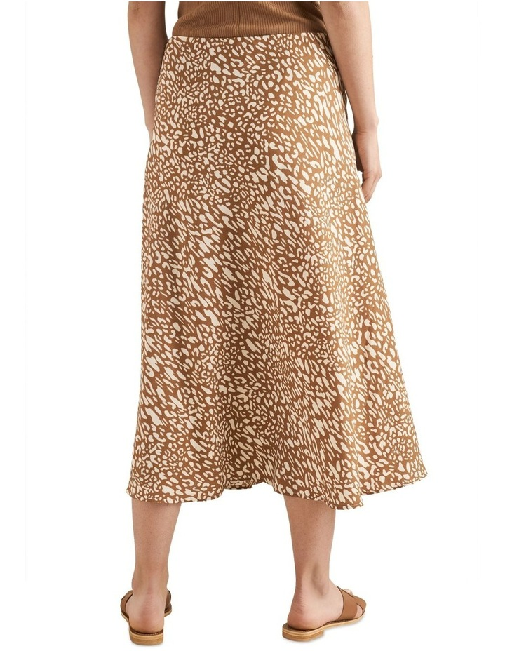 Animal Midi Skirt image 2