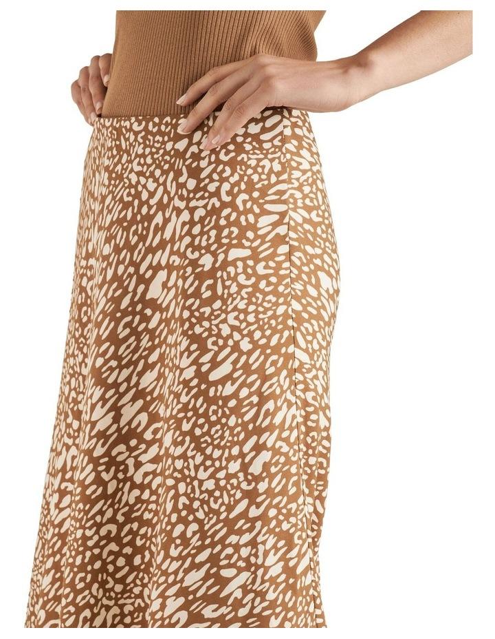 Animal Midi Skirt image 3
