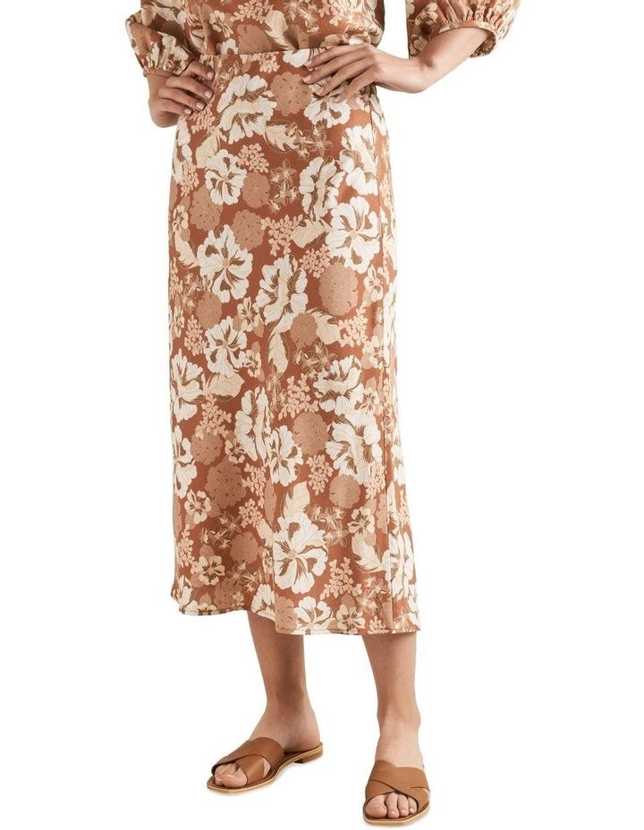 Printed Slip Skirt image 1