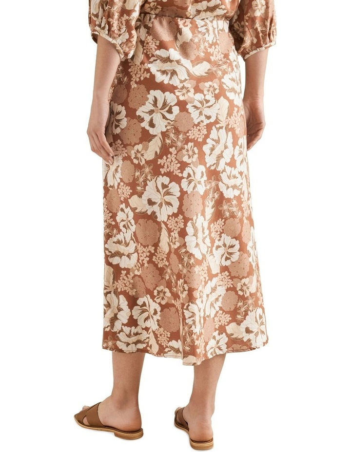 Printed Slip Skirt image 3