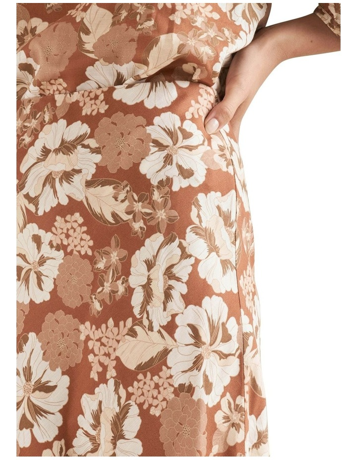 Printed Slip Skirt image 4