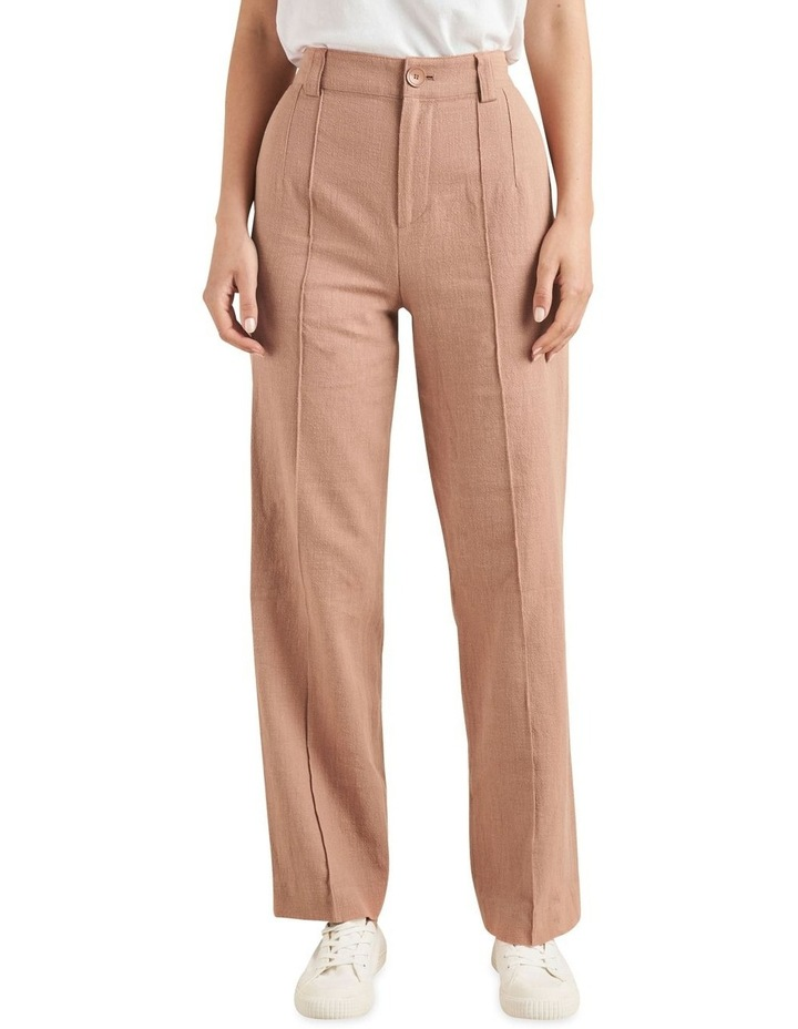 Textured Trousers image 1