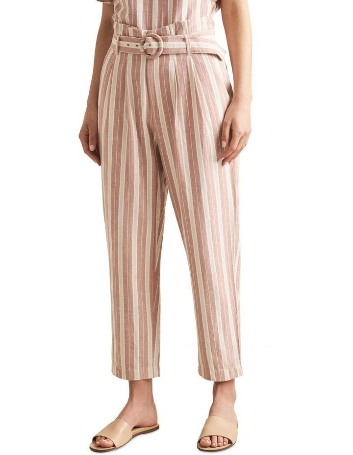 Self Stripe Pants image 1