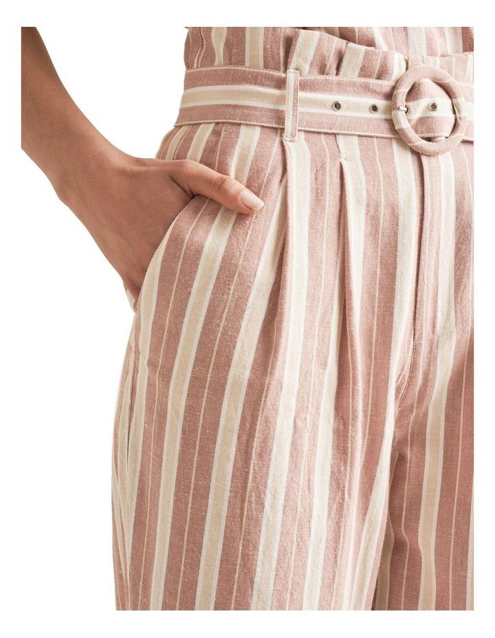 Self Stripe Pants image 4
