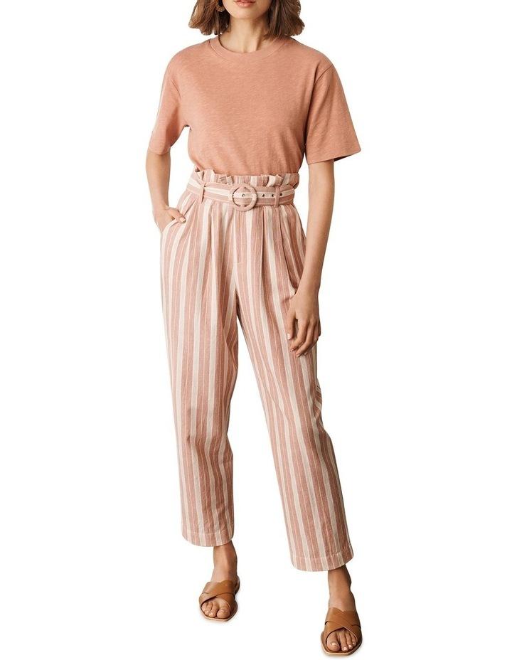 Self Stripe Pants image 5