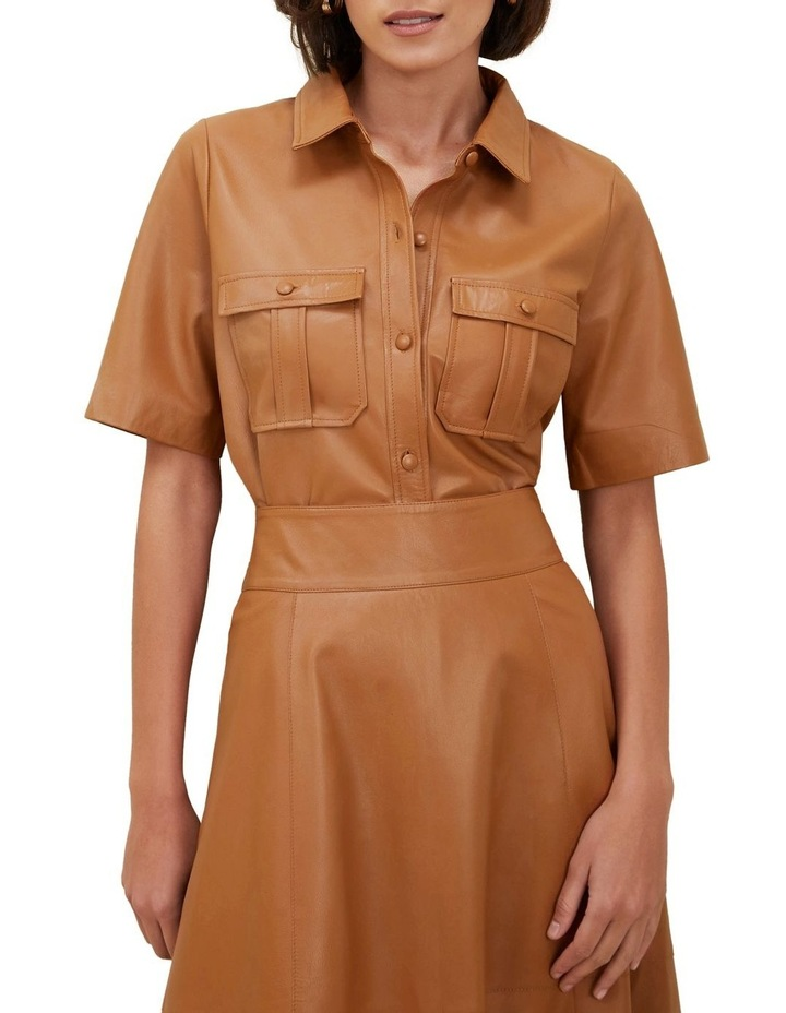 Leather Shirt image 1