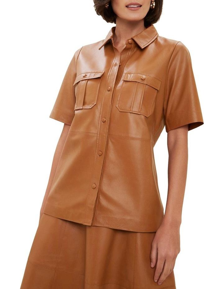 Leather Shirt image 4