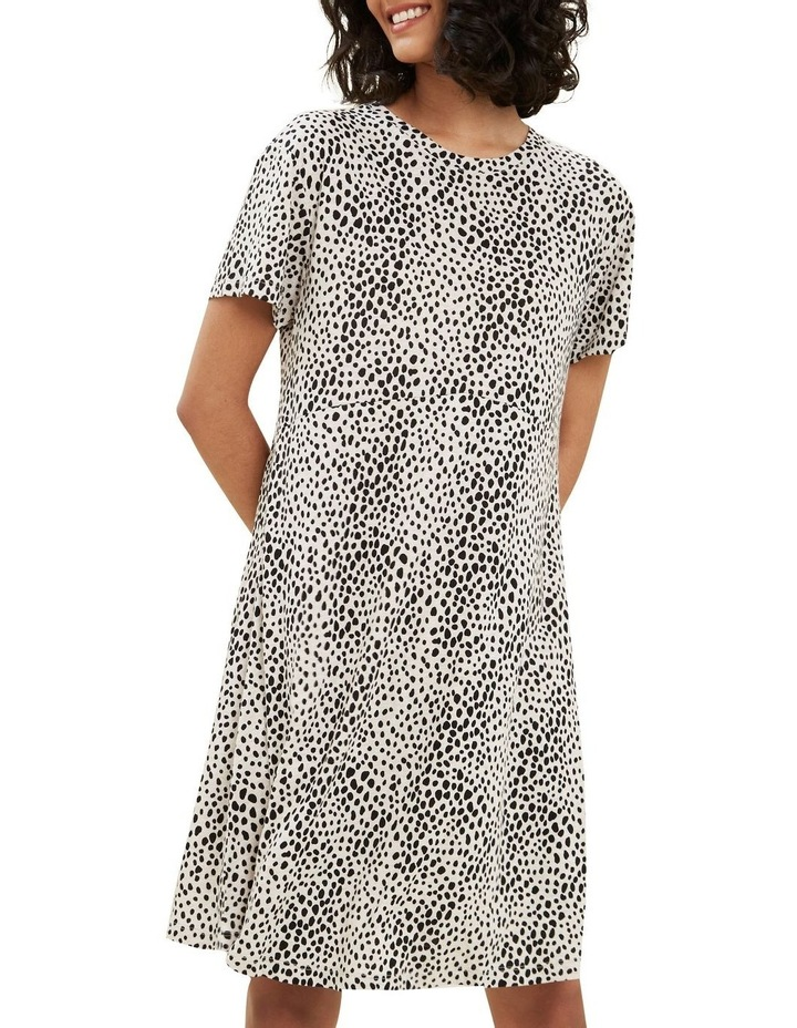 Ocelot Spot Mini Dress image 1