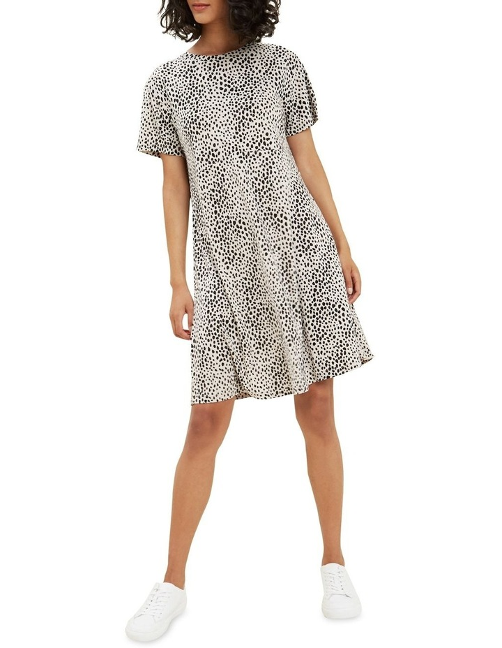Ocelot Spot Mini Dress image 2