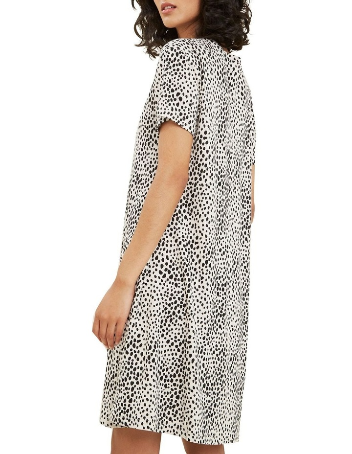 Ocelot Spot Mini Dress image 3