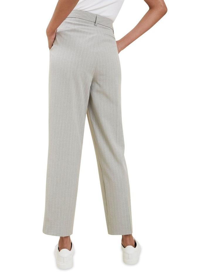 Pinstripe Suit Pant image 3