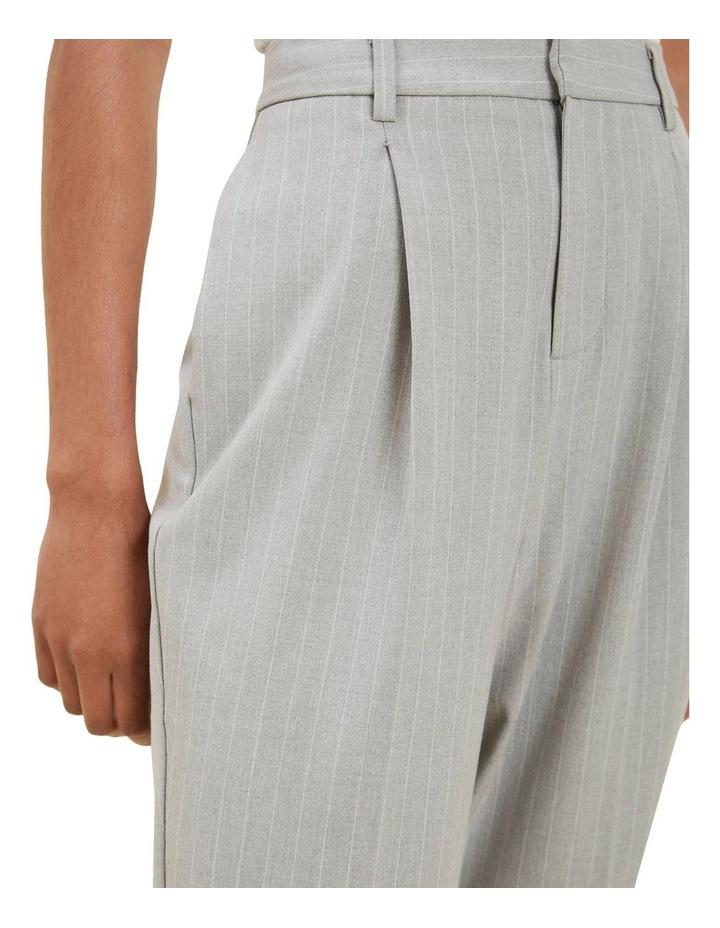 Pinstripe Suit Pant image 4