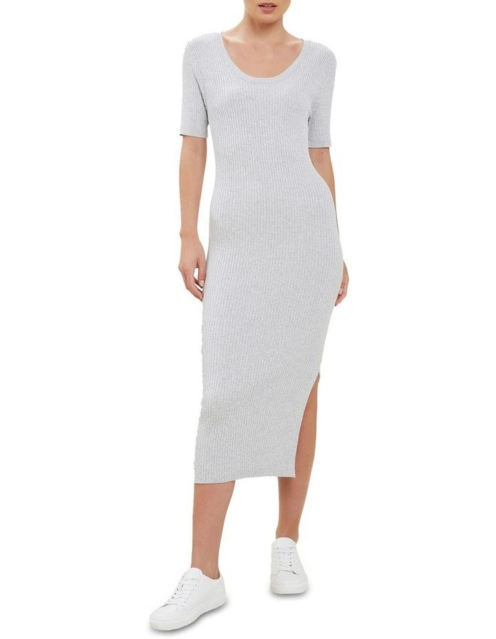 Spacedye  Rib Knit Dress image 1