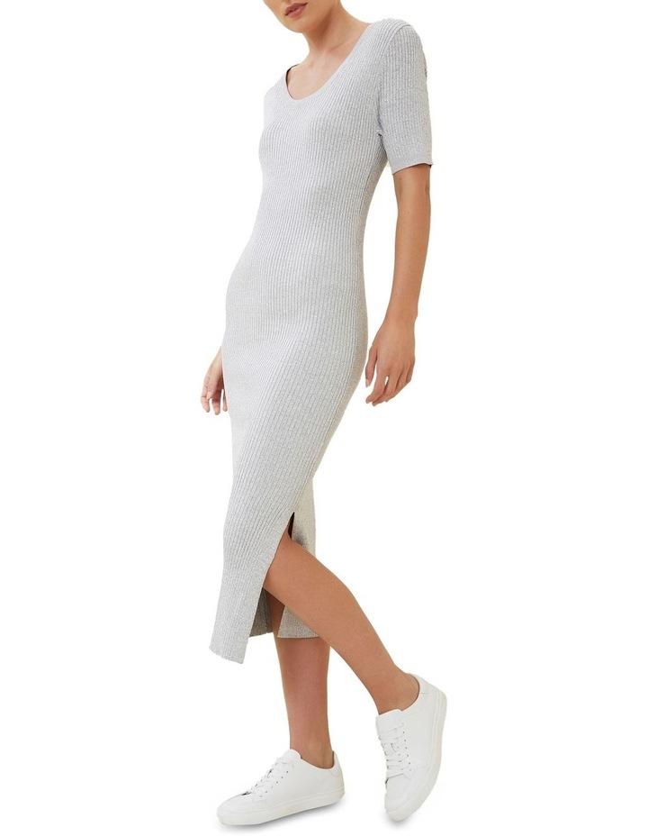 Spacedye  Rib Knit Dress image 2