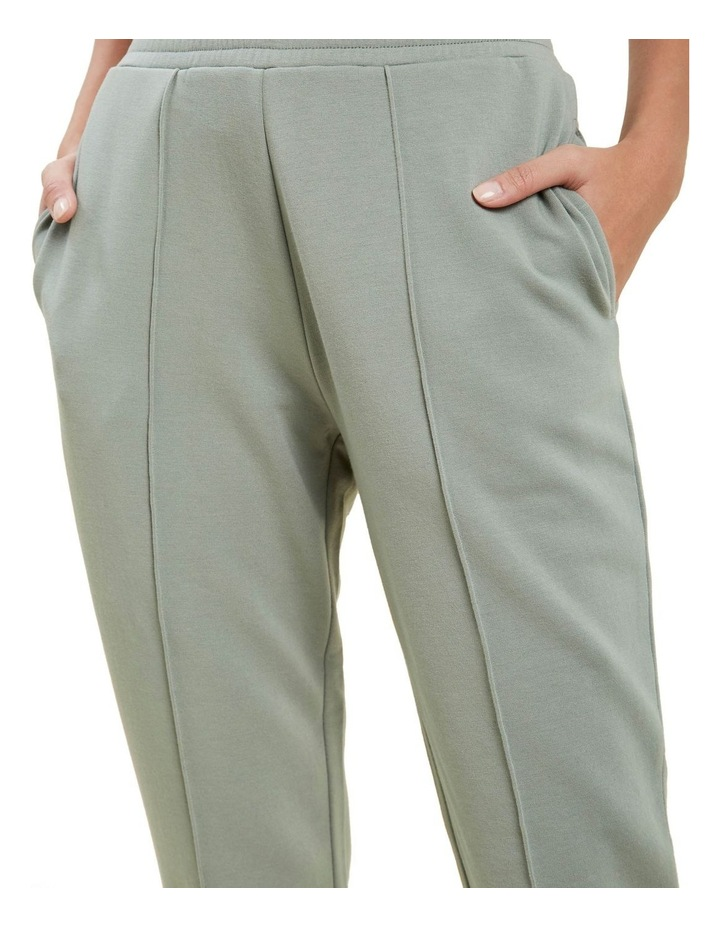 Shirred Terry Jogger image 4