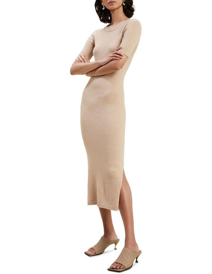 Boucle Longline Knit Dress image 1