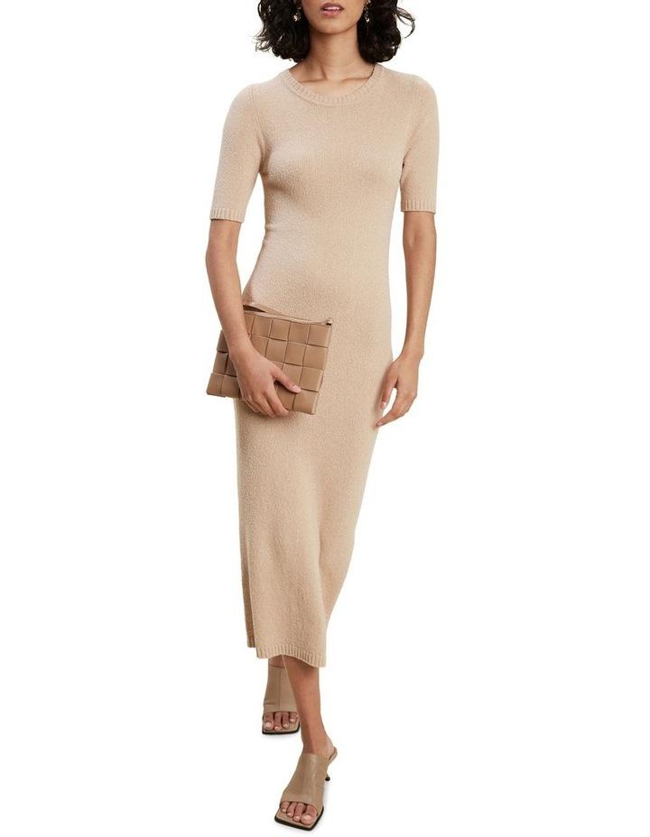 Boucle Longline Knit Dress image 2