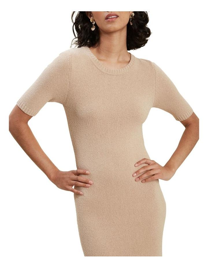 Boucle Longline Knit Dress image 4