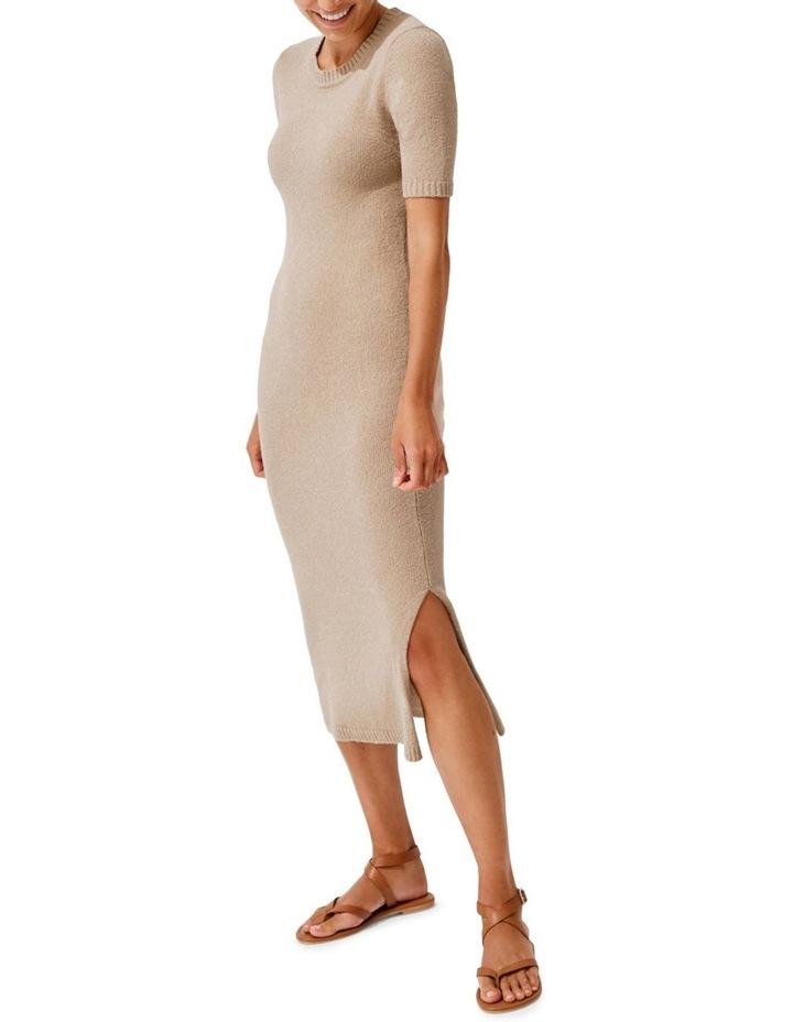 Boucle Longline Knit Dress image 5