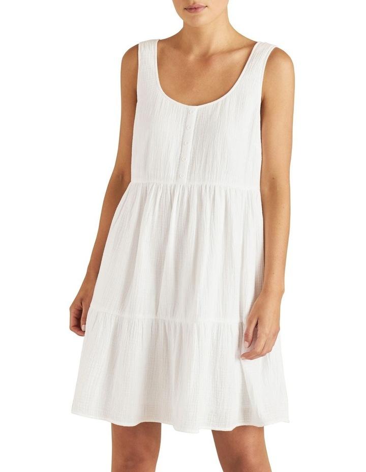 Cheesecloth Mini Dress image 1