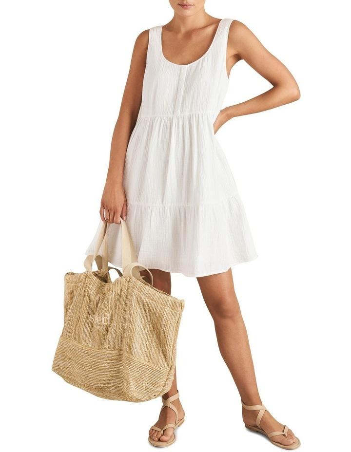 Cheesecloth Mini Dress image 2