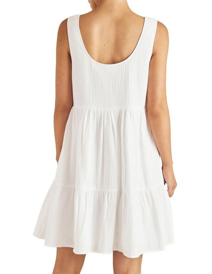 Cheesecloth Mini Dress image 3
