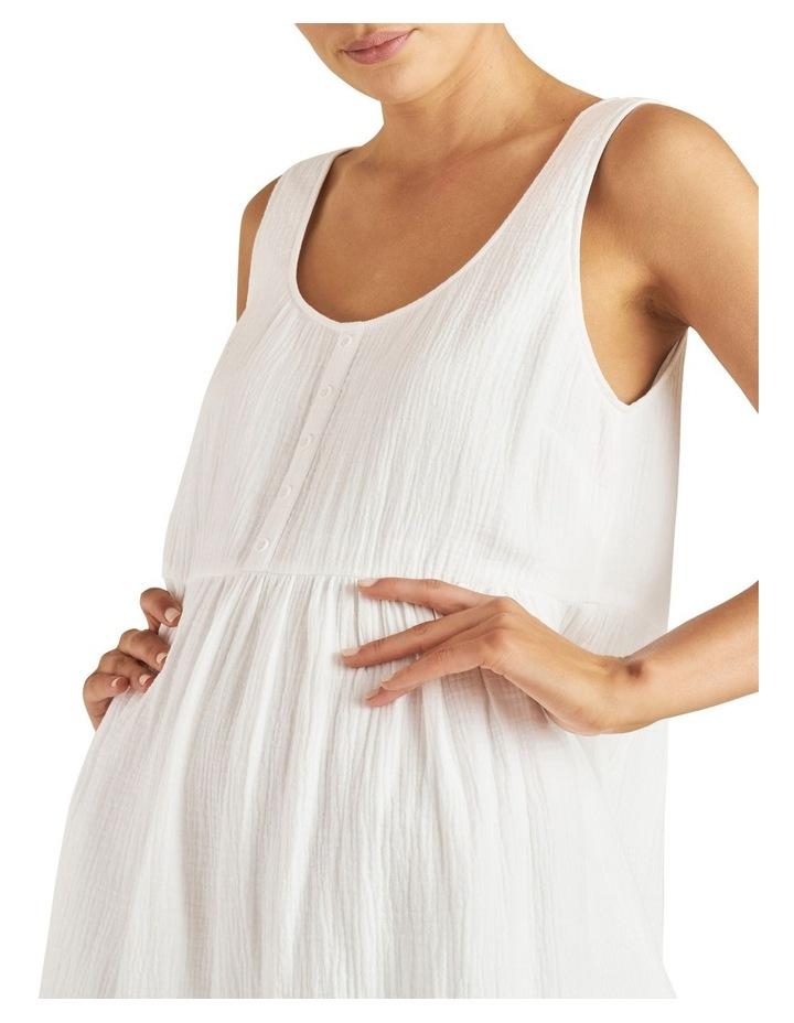 Cheesecloth Mini Dress image 4