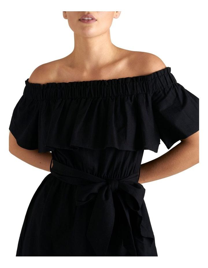 Off Shoulder Frill Dress image 4